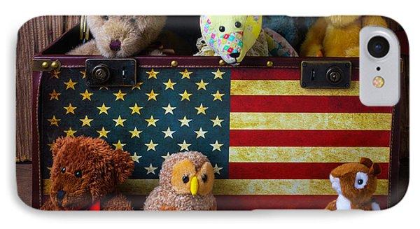 Box Full Of Bears IPhone Case