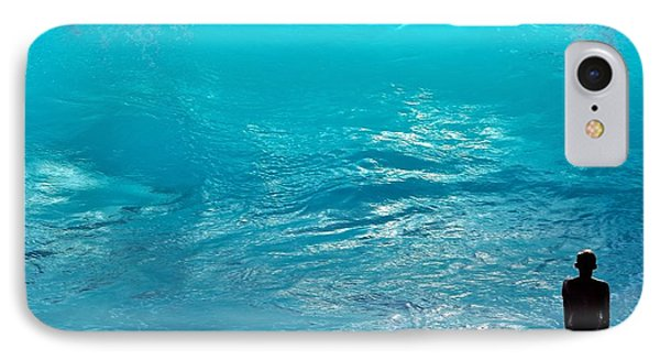Boy And Wave Kekaha Beach IPhone Case by Debra Banks