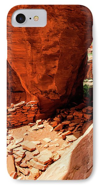 Boynton Canyon 04-647 IPhone Case by Scott McAllister