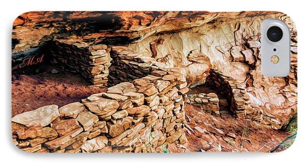 Boynton Canyon 08-012 IPhone Case by Scott McAllister