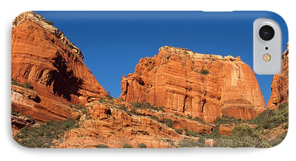 Boynton Canyon Red Rock Secret IPhone Case by Panoramic Images