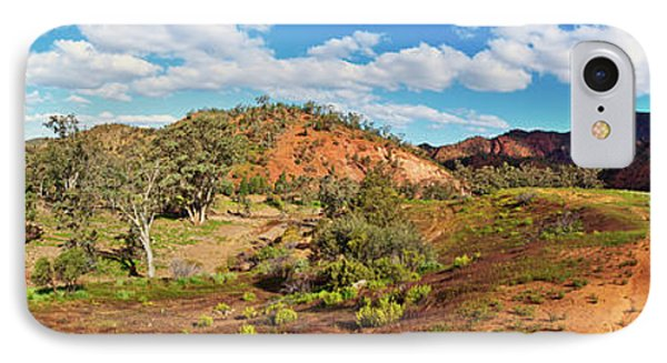 IPhone Case featuring the photograph Bracchina Gorge Flinders Ranges South Australia by Bill Robinson