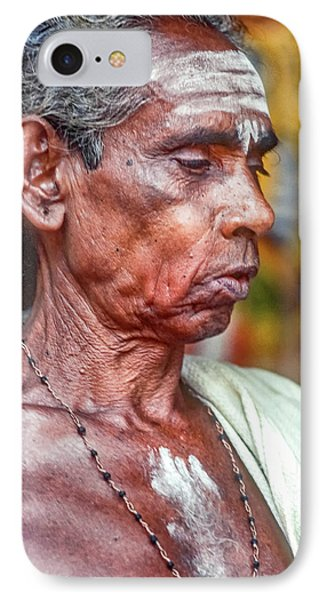 Brahmin Priest IPhone Case by Steve Harrington