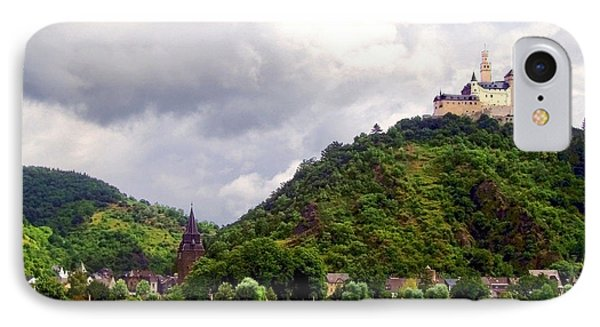 IPhone Case featuring the photograph Brambach Germany by Joan  Minchak