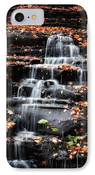 Brandywine Falls In Autumn IPhone Case