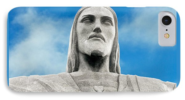 IPhone Case featuring the photograph Brazilian Christ by Kim Wilson
