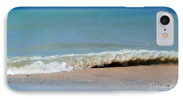 Break In The Sand IPhone Case by Jeanne Forsythe