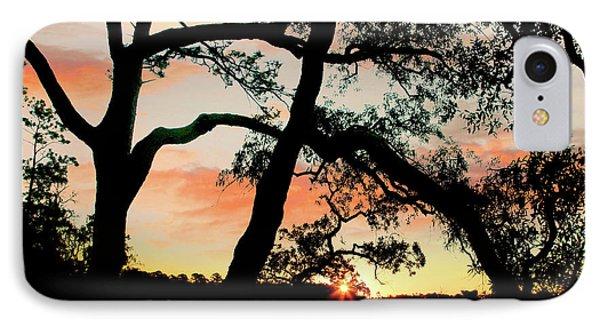 Break Of Dawn IPhone Case by Tim Fitzharris