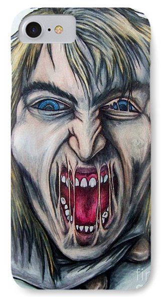 Break The Silence IPhone Case by Michael  TMAD Finney