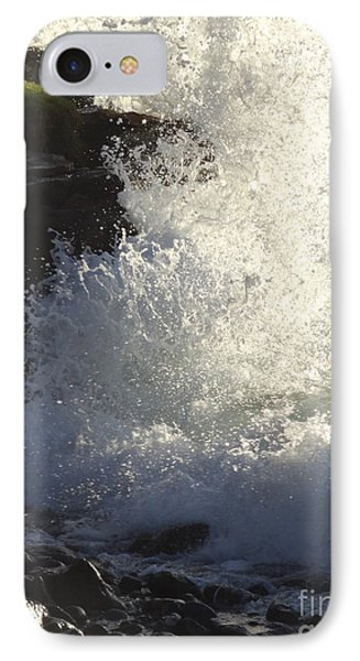 Breakers IPhone Case by Fred Wilson
