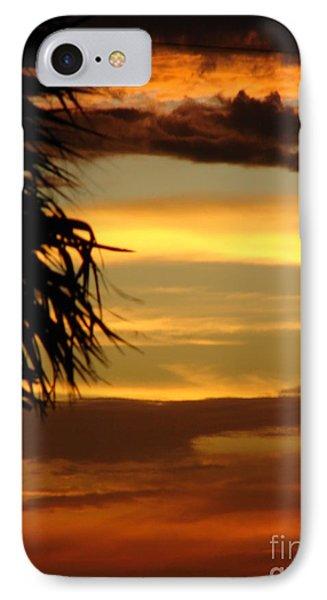 Breaking Dawn IPhone Case by Priscilla Richardson