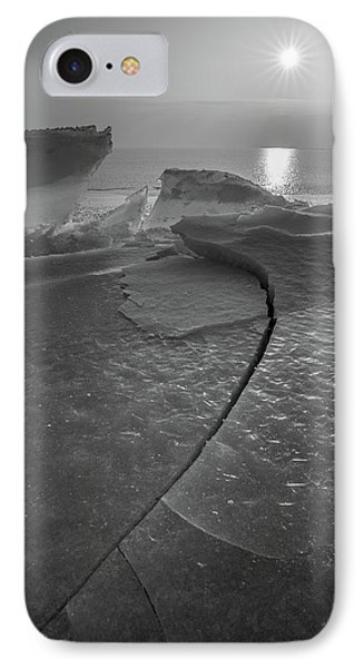 IPhone Case featuring the photograph Breaking Point by Davorin Mance