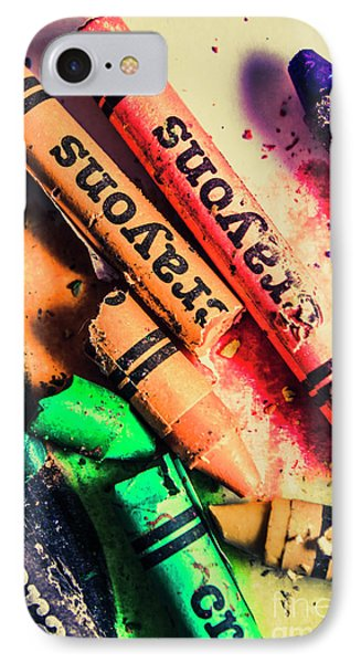 Breaking The Creative Spectrum IPhone Case by Jorgo Photography - Wall Art Gallery