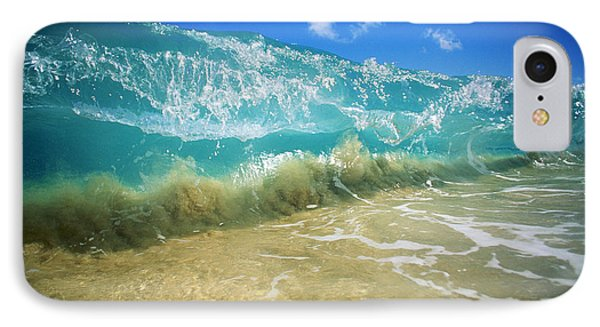 Breaking Wave IPhone Case by Vince Cavataio - Printscapes