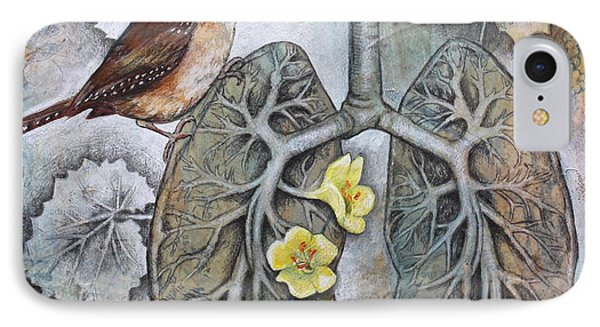 Breath Of Life Phone Case by Sheri Howe