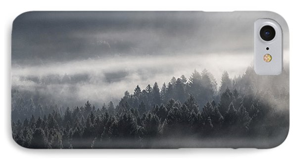IPhone Case featuring the photograph Breath Of The Forest by Yuri Santin