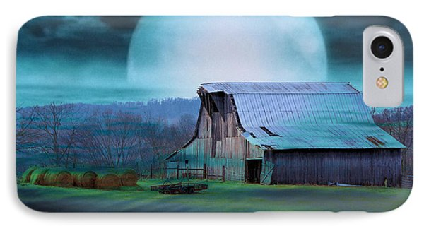 Breath Of Winter Phone Case by Jan Amiss Photography
