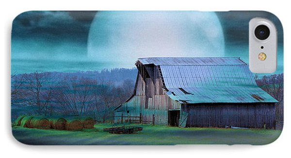 Breath Of Winter IPhone Case by Jan Amiss Photography