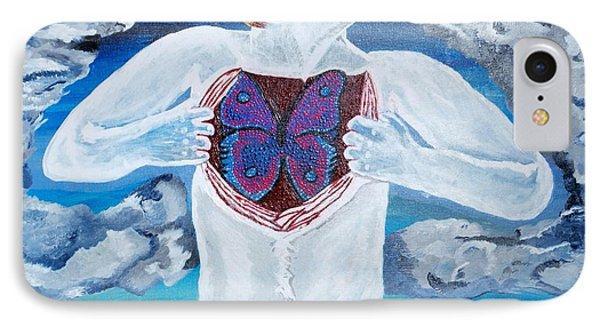 Breathe Deep IPhone Case by Lisa Brandel