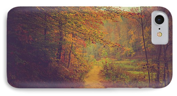 IPhone Case featuring the photograph Breathe In Autumn by Shane Holsclaw