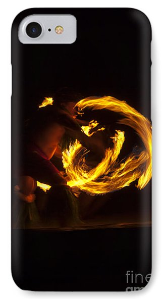 Breathing Fire IPhone Case by Mike  Dawson
