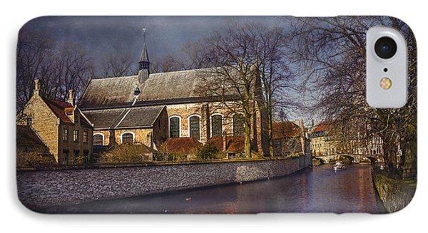 Breathtaking Bruges IPhone Case by Carol Japp