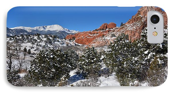 Breathtaking View IPhone Case