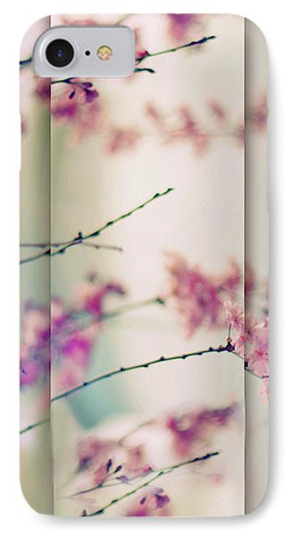 IPhone 7 Case featuring the photograph Breezy Blossom Panel by Jessica Jenney