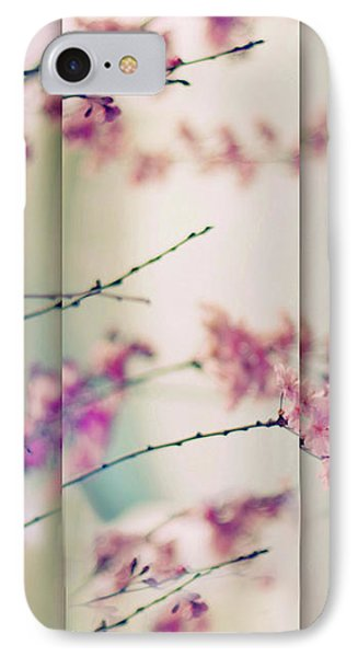 Breezy Blossom Panel IPhone Case by Jessica Jenney