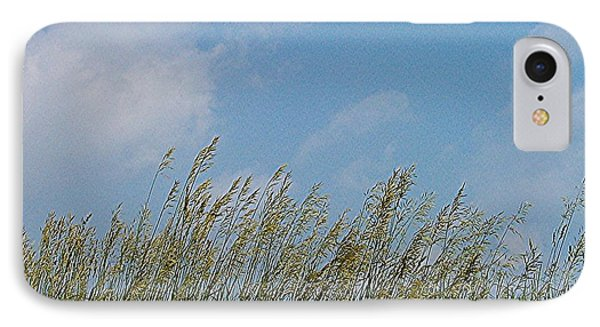 IPhone Case featuring the photograph Breezy Day by Sara  Raber