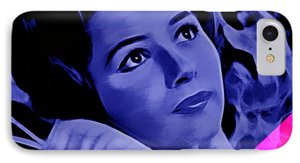 Brenda Lee Collection IPhone Case by Marvin Blaine