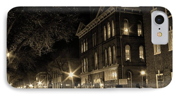 IPhone Case featuring the photograph Market Street by Robert Geary