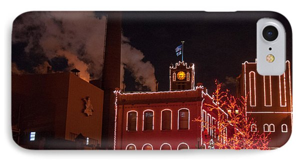 Brewery Lights IPhone Case by Steve Stuller