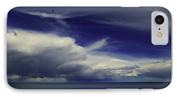 IPhone Case featuring the photograph Brewing Up A Storm by Nareeta Martin
