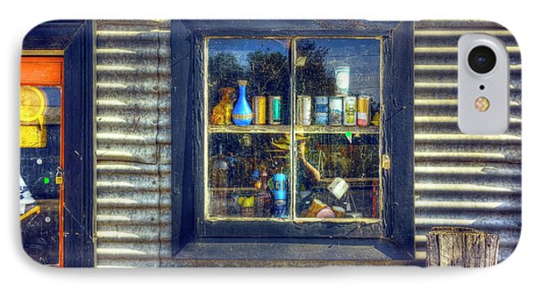 IPhone Case featuring the photograph Bric-a-brac by Wayne Sherriff