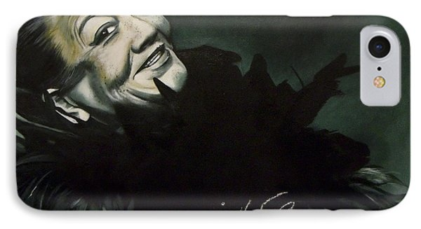 Bricktop Ada Smith IPhone Case by Chelle Brantley
