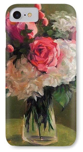Bridal Bouquet IPhone Case by Pam Talley