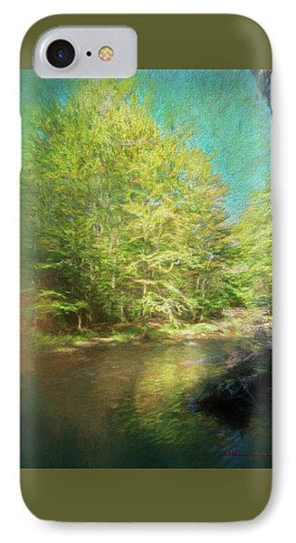 Bridge And Creek IPhone Case