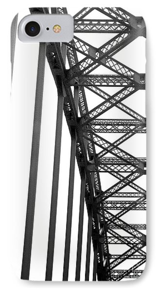 IPhone Case featuring the photograph Bridge by Brian Jones