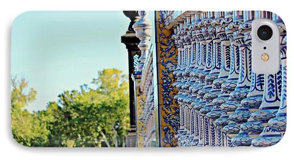 IPhone Case featuring the photograph Bridge by Cendrine Marrouat