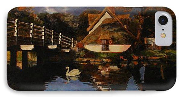 Bridge Cottage IPhone Case
