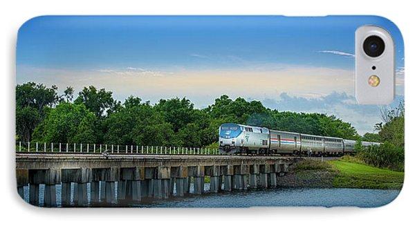 Bridge Crossing IPhone Case by Marvin Spates