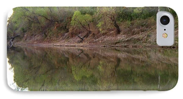 IPhone Case featuring the photograph Bridge Frame by Betty Northcutt