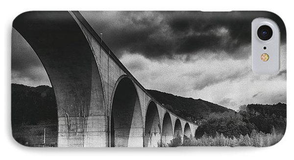 Bridge IPhone Case by Hayato Matsumoto