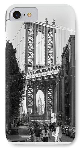 bridge II IPhone Case