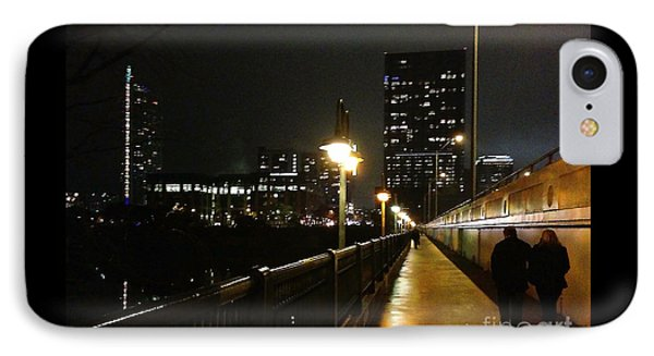 Bridge Into The Night IPhone Case