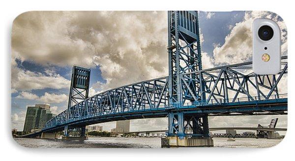 Bridge Of Blues IPhone 7 Case