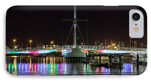 Bridge Of Lights IPhone Case by Beverly Cash