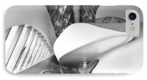IPhone Case featuring the photograph Bridge Pavilion Zaragoza by Marek Stepan