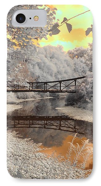 Bridge Reflections Phone Case by Jane Linders